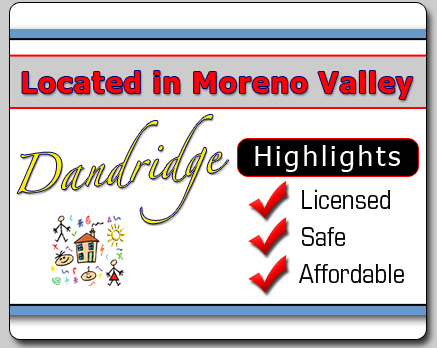 Dandridge Family Child Care - Highlights